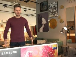 Samsung QLED Q9 2018 unboxing