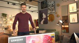 Samsung QLED Q9 2018 Unboxing Ultra HD 4K 2018