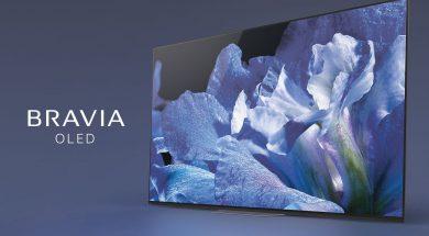 Test Sony OLED AF8