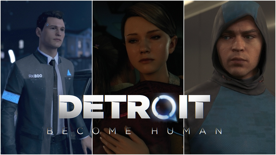 Detroit: Become Human | RECENZJA | PS4 Pro 4K HDR