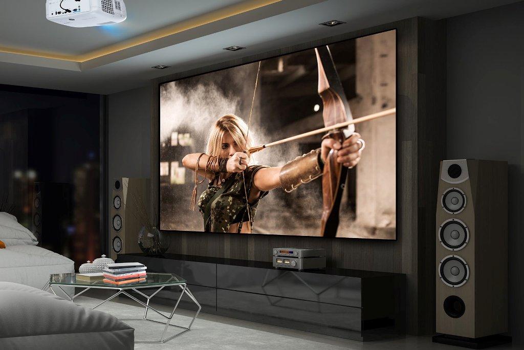 ViewSonic PX727-4K i PX747-4K | TEST | projektor DLP 4K z HDR