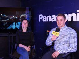 Panasonic OLED 2018 wywiad Anna Sujka
