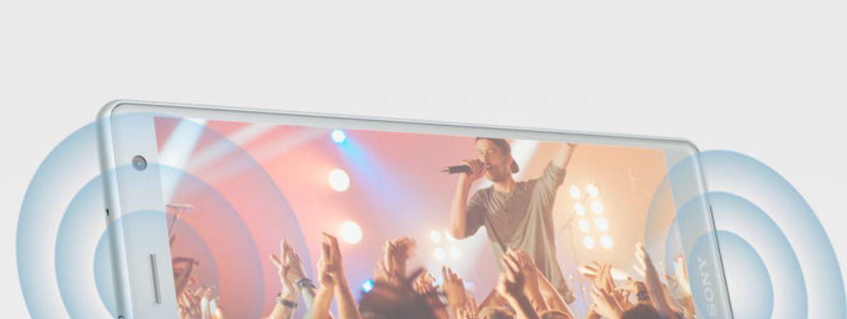 Sony Xperia XZ2 Hi-Res audio