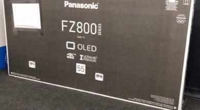 Panasonic FZ800 test