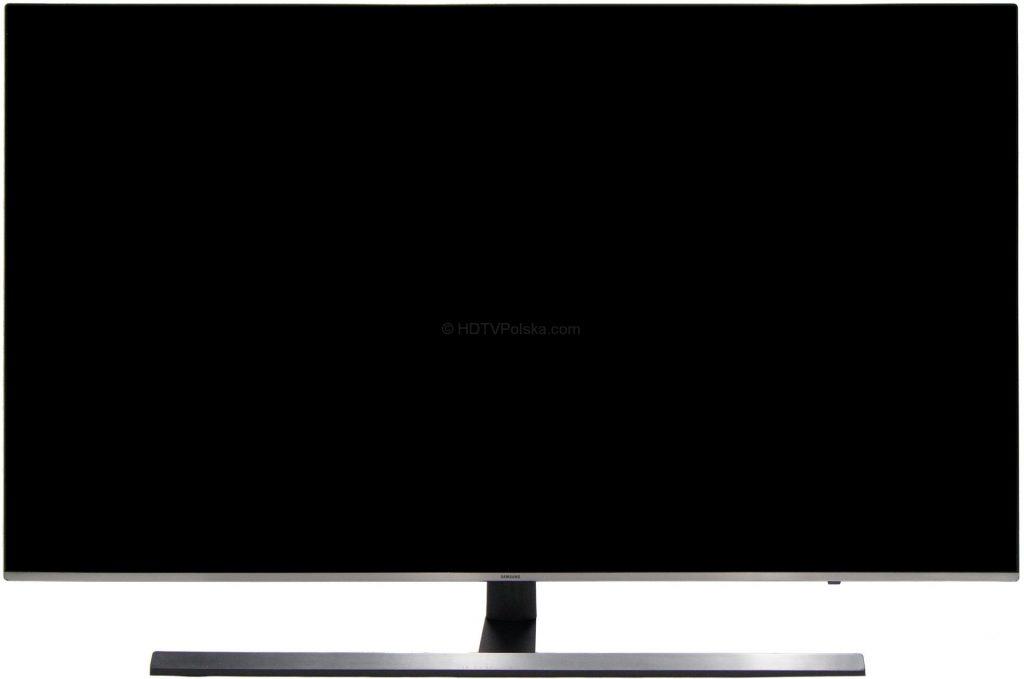 Telewizor Samsung NU8002 - przód