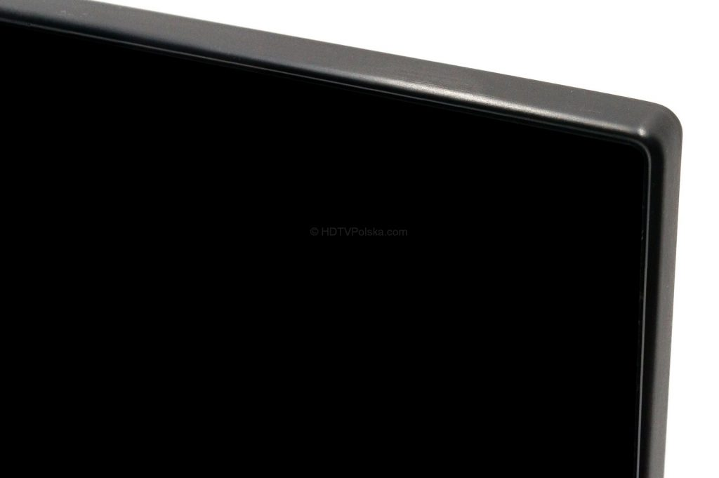 Telewizor Samsung UHD NU8002 - ramka