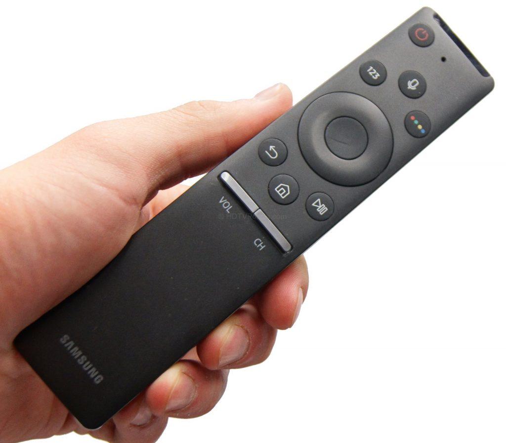 Pilot Samsung Smart Control dołączany do telewizora NU8002