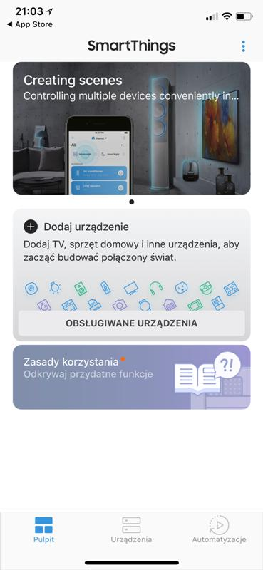 Test SmartThings Samsung 2018_2