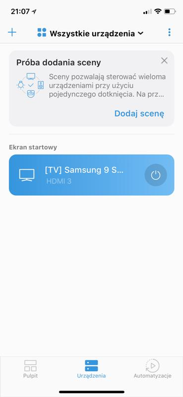 Test SmartThings Samsung 2018_5