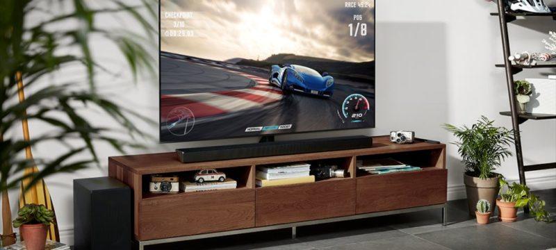 Samsung telewizor dla gracza 2018