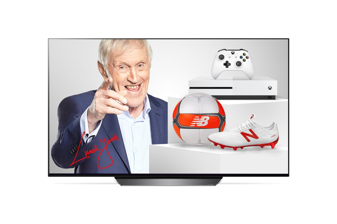 LG OLED 55″ B8 (2018) | TEST | Organiczny wyświetlacz 4K HDR z technologią ThinQ AI