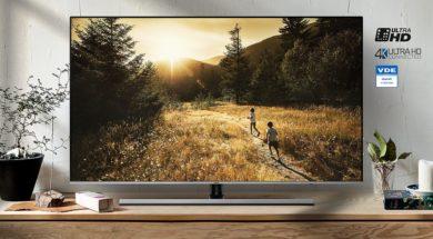 Test telewizora Samsung LCD Ultra HD NU8002 (NU8042, NU8072) 2018 z HDR i systemem Tizen