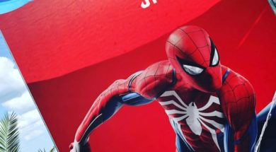 Relacja PS4 The View Marvels Spider-Man