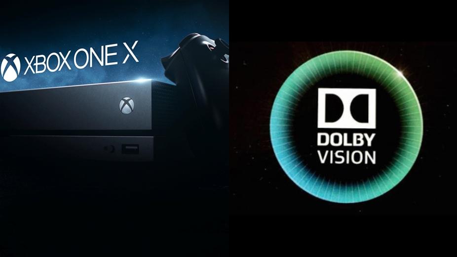 Xbox One X i S będą wspierać Dolby Vision