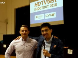 TV Shootout 2018 z udziałem HDTVPolska – HDTVTest