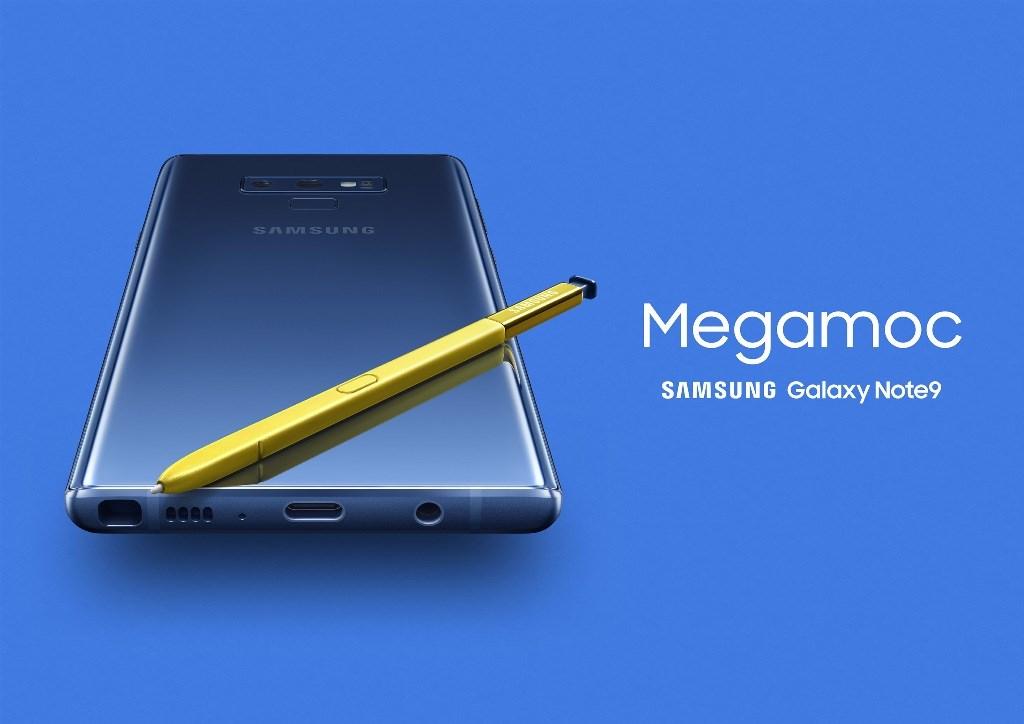 Nowy Galaxy Note9 – dla tych, którzy pragną mieć wszystko