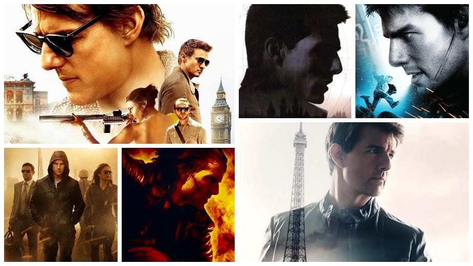 Mission Impossible – retrospektywny rejs przez całą serię