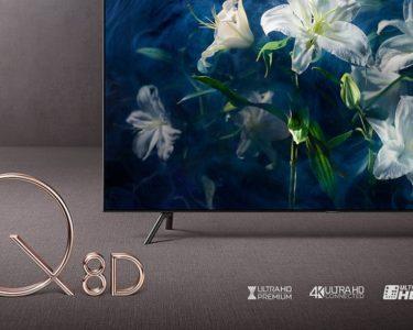 Test Samsung Q8D 2018 HDTVPolska