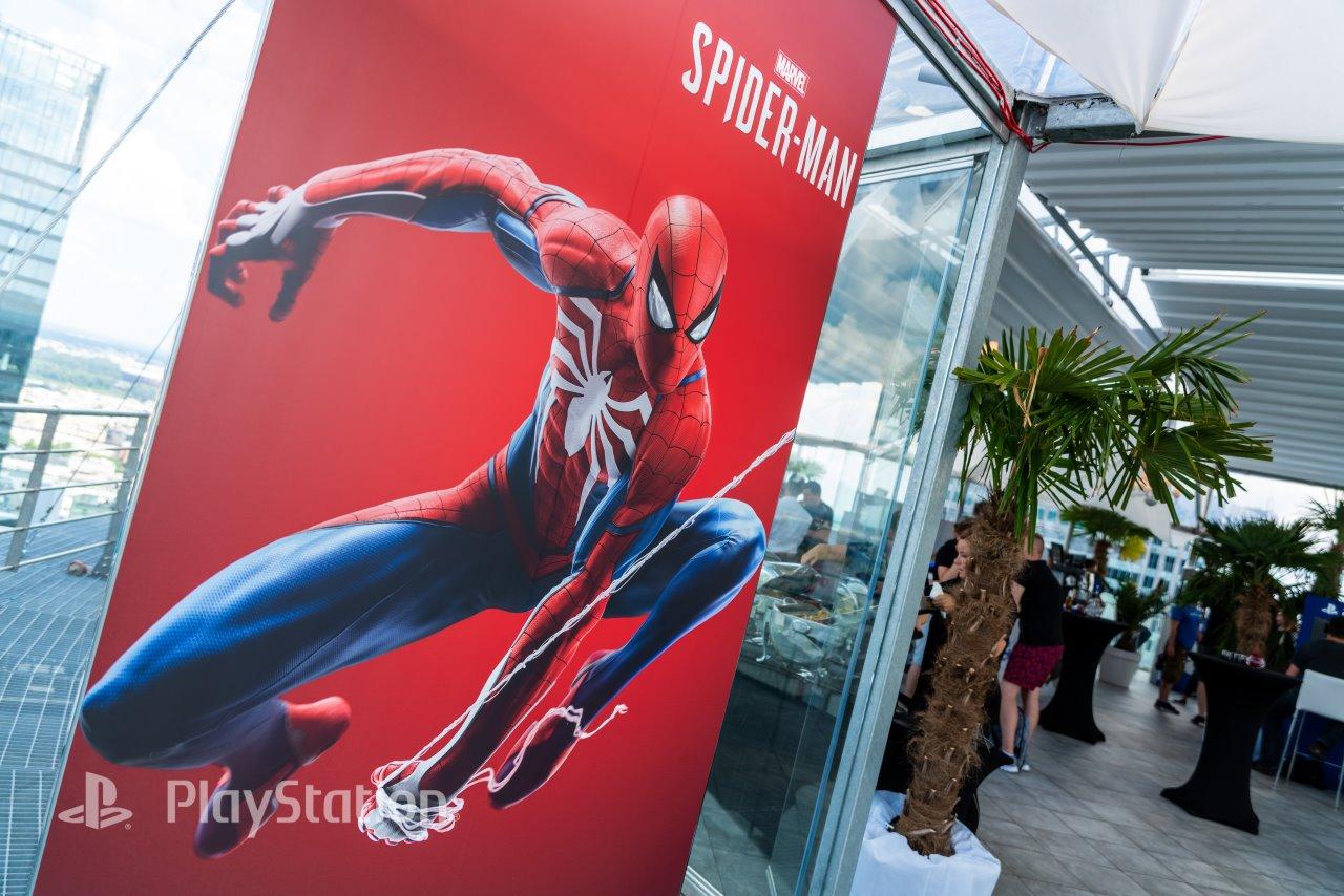 Marvel's Spider-Man: graliśmy na PS4 Pro, rozmawialiśmy ze scenarzystą | RELACJA i WYWIAD |