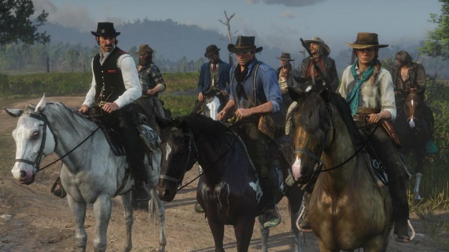 Red Dead Redemption 2: R* stawia na bogactwo, a nie wielkość świata