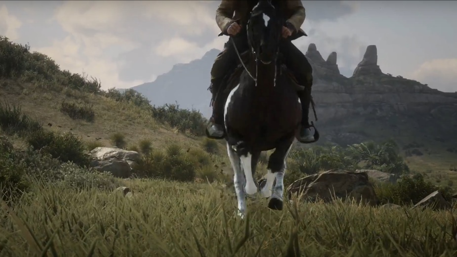 Nowy trailer i gameplay z Red Dead Redemption 2