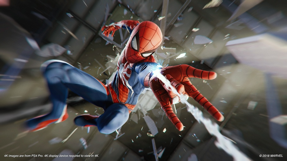 Marvel's Spider-Man: 18 minut nowego gameplayu
