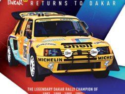 Dakar 18 premiera
