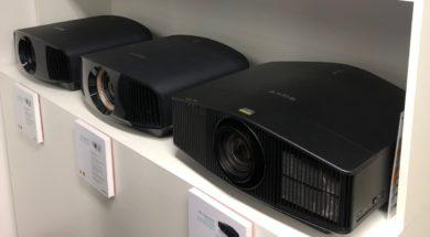Projektory Sony 4K IFA 2018