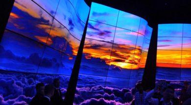 LG Kanion IFA 2018 OLED TV