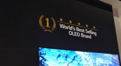 LG OLED IFA 2018
