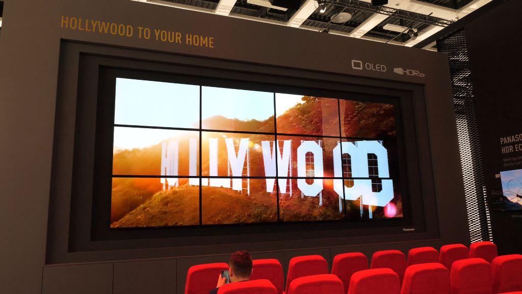 Panasonic OLED referencja IFA 2018
