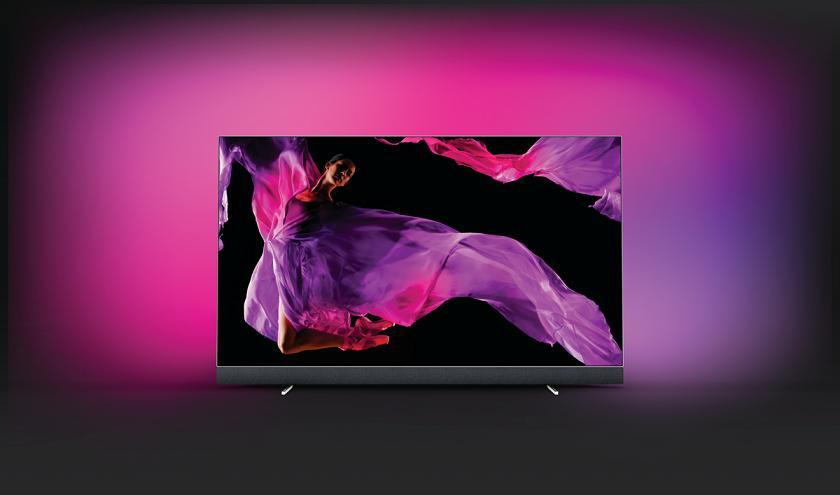 IFA 2018: Współpraca Philips TV i Bowers & Wilkins: nowy standard telewizorów OLED