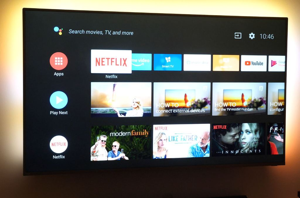 Philips OREO Android TV 1