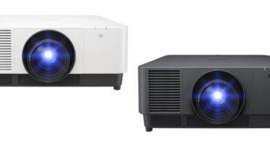 Sony VPL-FHZ120L jasny projektor