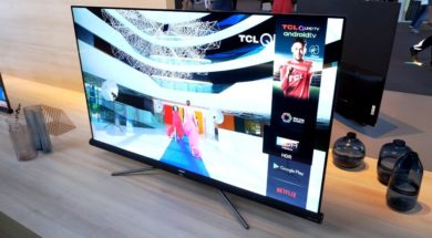 TCL C76 test IFA 2018