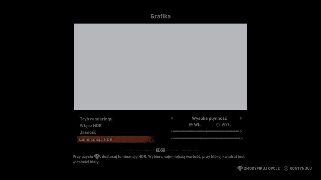 Test Tomb Raider 4K HDR Xbox One X konfiguracja 6