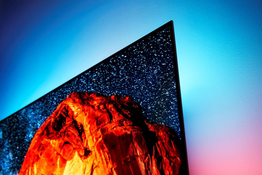 Philips OLED 803 | TEST | model 2018 z Ambilight i Android TV