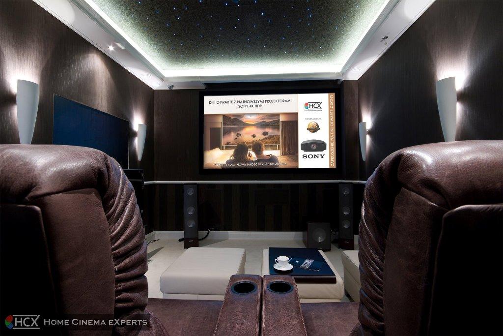 Najnowsze projektory Sony do kina domowego po raz pierwszy w Polsce – dni otwarte!