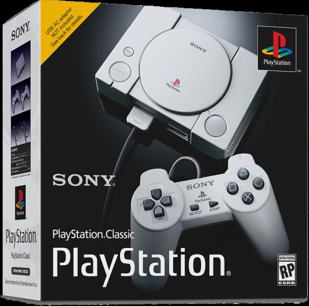 premiera PlayStation Classic PSX mini