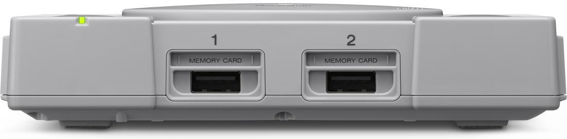 Porty PlayStation Classic usb hdmi