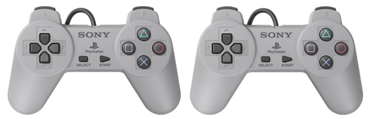 Porty PlayStation Classic pady
