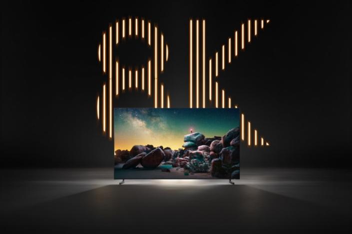 Rusza polska przedsprzedaż telewizorów Samsung QLED 8K. Ile zapłacimy za nową generację telewizorów?