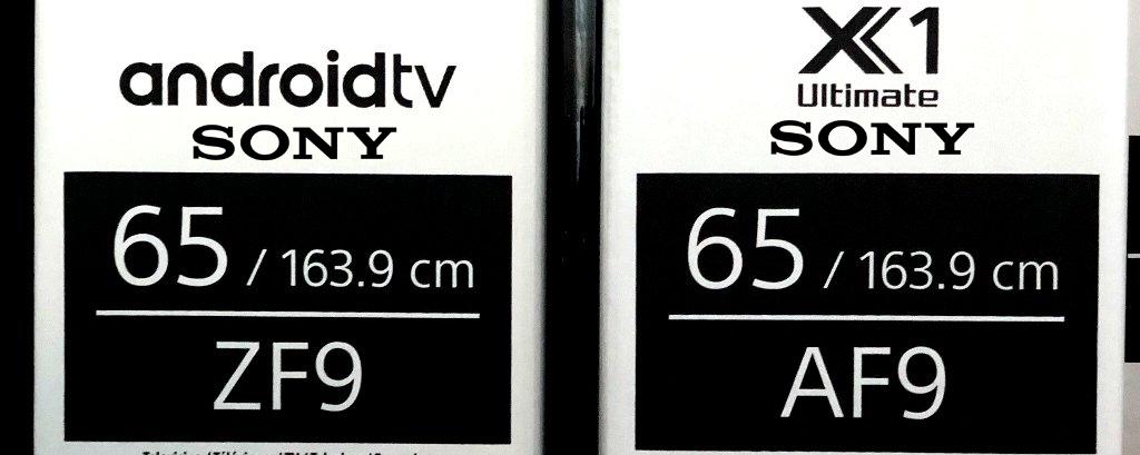 Sony OLED AF9 Master Series | ZAPOWIEDŹ | W czym jest lepszy od A1/AF8?