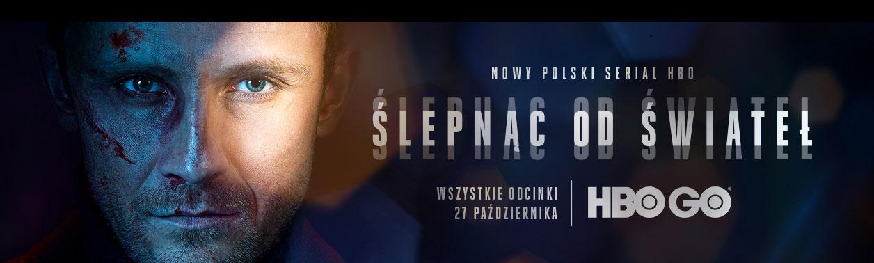 Ślepnąc od świateł | RECENZJA | Nowy serial HBO Europe