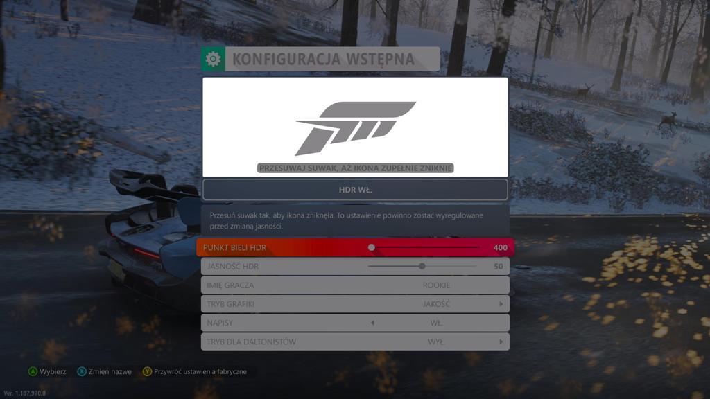 Forza Horizon 4 test recenzja 4k hdr 1