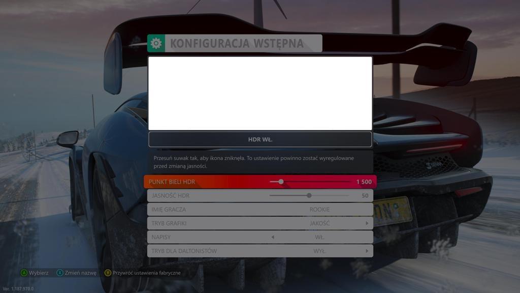 Forza Horizon 4 test recenzja 4k hdr 2