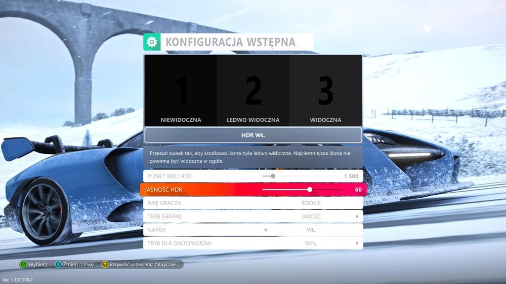 Forza Horizon 4 test recenzja 4k hdr 3