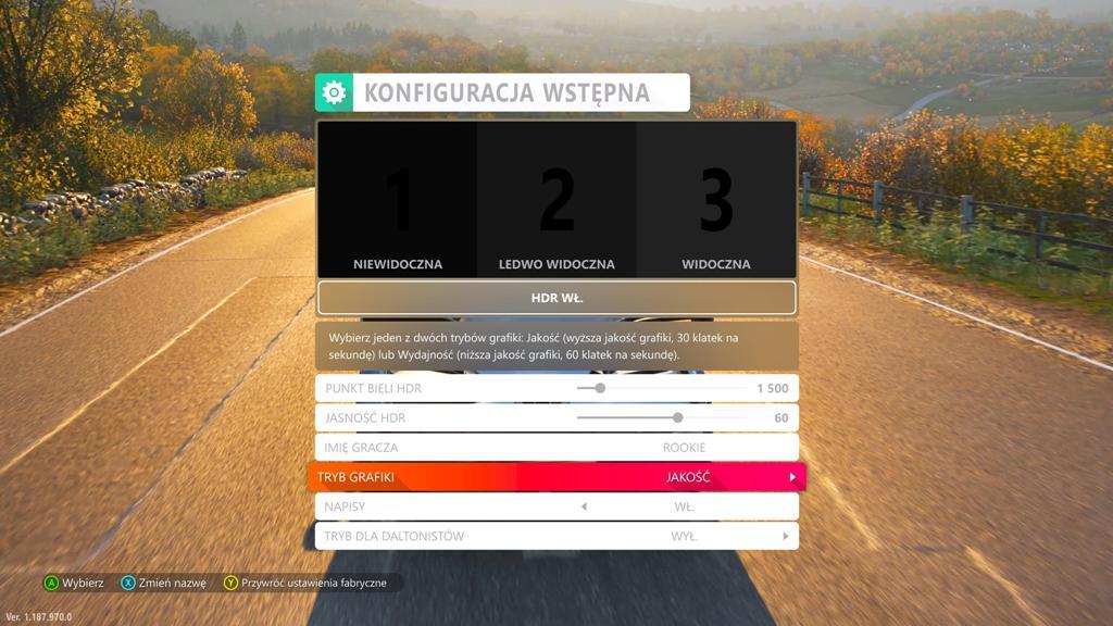 Forza Horizon 4 test recenzja 4k hdr 4