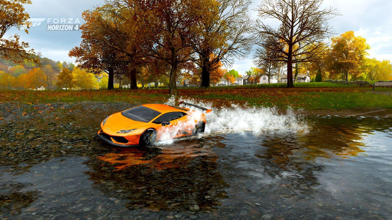 Forza Horizon 4 | RECENZJA | Xbox One X 4K HDR