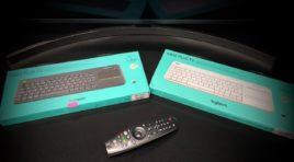 Klawiatura Logitech K400 Plus TV | TEST | Wygodna i szybka obsługa telewizora